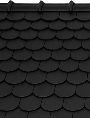 Бобровый хвост черная ангоба